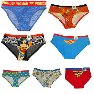 outlet sale los angeles laest technology Details about DC Comics Womens WONDER WOMAN Hipster Panty Underwear (Sizes  5-9)