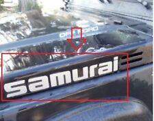 Sticker kit for SUZUKI Jimny samurai wheel decal lift leaf hood light head front