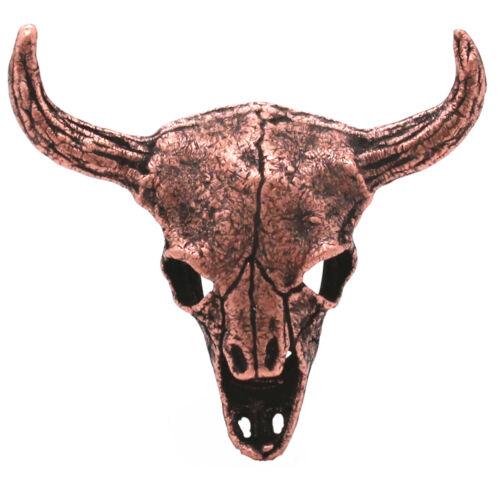 """Taureau Crâne Antique Cuivre Vis Arrière Concho 2-1//4/"""" 7475-10"""