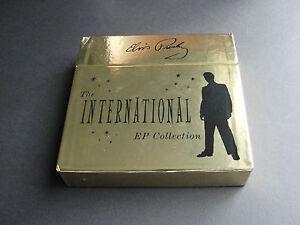 Elvis-Presley-The-International-E-P-Collection-2001-UK-11-EP-039-s-Box-Set-NM