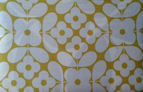 Orla Kiely colocación de flores de tela de panel remanente de artesanía de baldosas 36 X 50 Cm Aprox