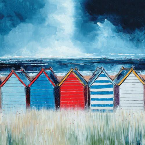 Stuart Roy Canvas Art Prints Norfolk Seascape Landscape East Anglia