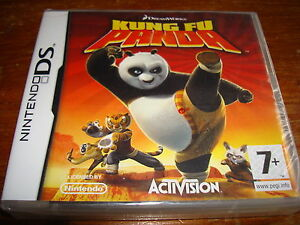 KUNG-FU-PANDA-NEW-amp-SEALED-Nintendo-Ds-Game