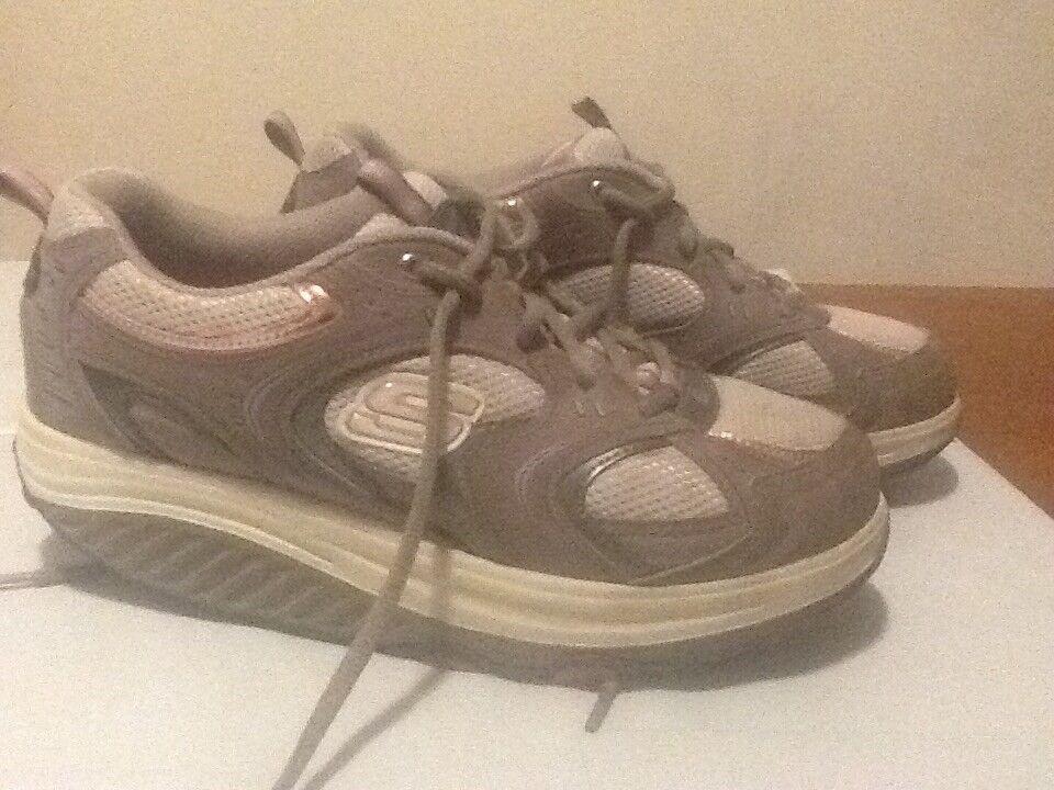 Skechers Shape-Ups Womens Size 9 shoes Walking Fitness Sneakers SN 11806