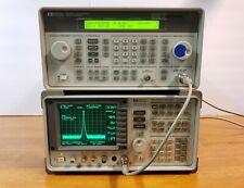 Hp Agilent Keysight 8561b Spectrum Analyzer 50hz 65ghz Fully Tested