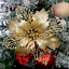 Glitter-Xmas-Hollow-Flower-Christmas-Tree-Hanging-Ornament-Party-Home-Decor thumbnail 16