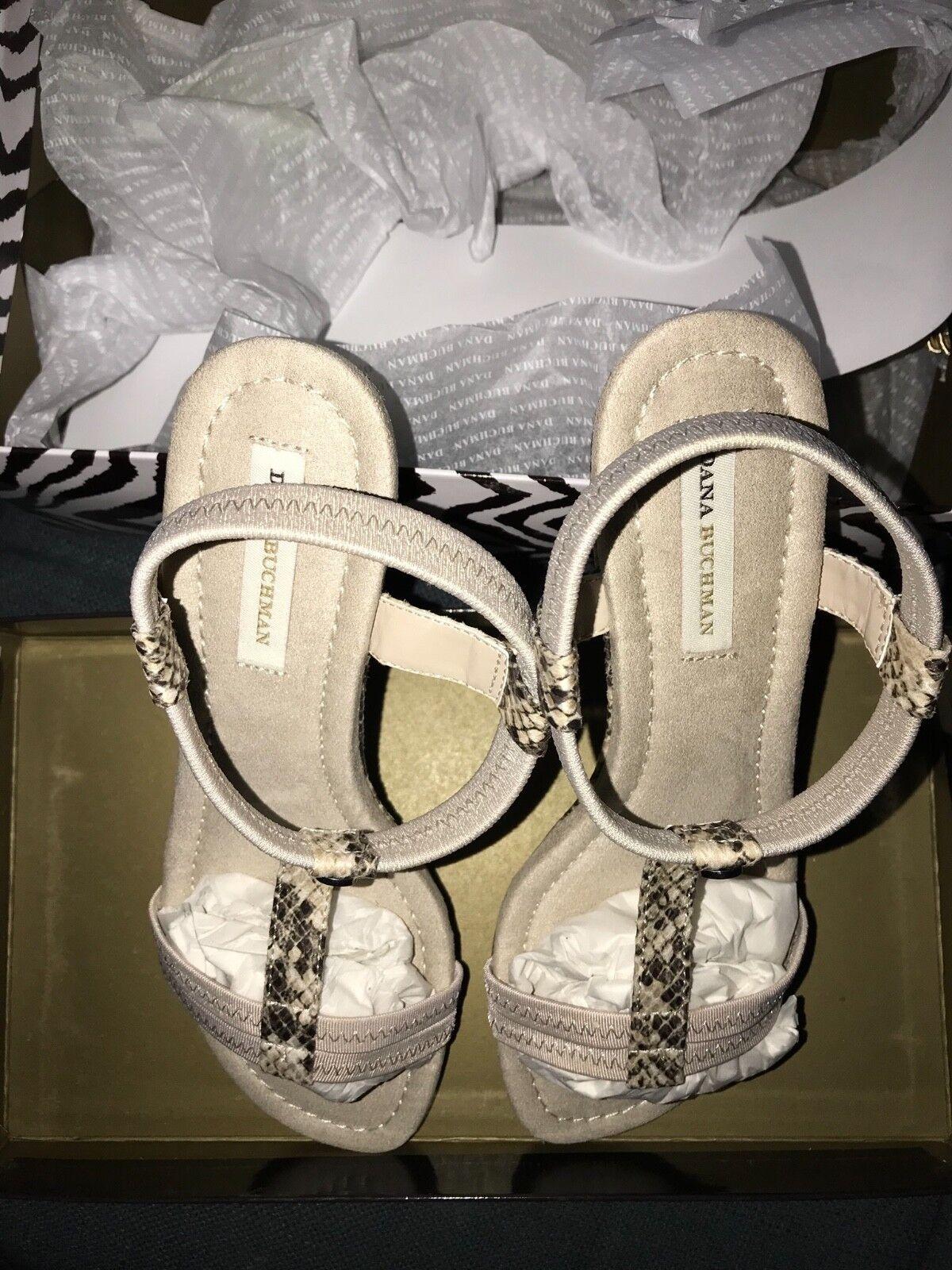 Dana Buchman Tan Strap Sandals 7.5M