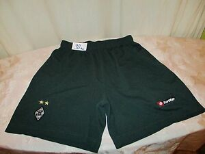 Borussia-Moenchengladbach-Lotto-Auswaerts-Trikot-Hose-Short-2004-05-Gr-S-M-TOP