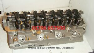 Mitsubishi-L200-4D56T-K74-Cylinder-Head-COMPLETE-Brand-NEW-READY-TO-FIT