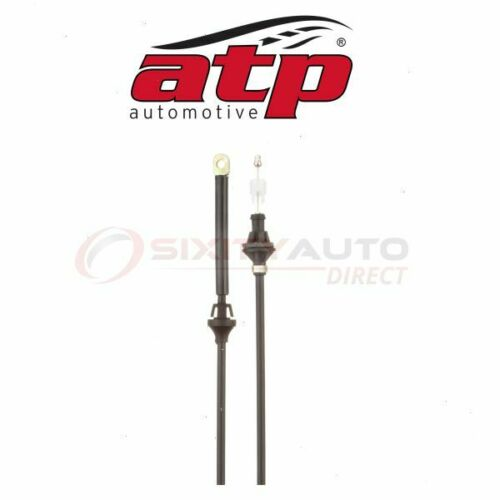 ATP Carburetor Accelerator Cable for 1976-1986 Chevrolet C10 Air Fuel po