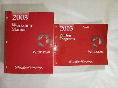 2003 Ford Windstar Wiring Diagrams, 2003 Ford Windstar Wiring Diagram