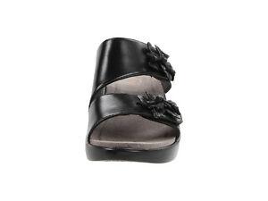 Noires De Sz Neuf Enfiler Dansko Donna Bruni 5 5 Sandales 5 36 Femmes Confort YTw8qY