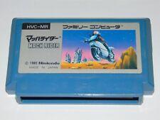 Famicom: Mach Rider (cartucho/cartridge)