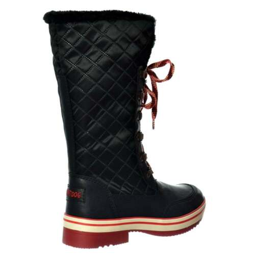 Damen Mädchen Rocket Dog Suri Winter Schnee Stiefel Uk8 Tribal Braun Uk3