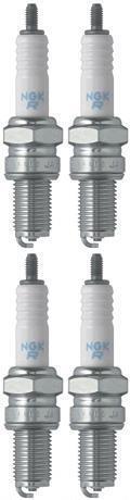 Set 4 NGK Standard Spark Plugs for Suzuki GSF1200//S 2005-1997 Engine 1200cc
