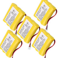 5x 800mah Cordless Home Phone Battery For Vtech 80-5071-00-00 8050710000