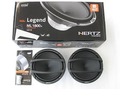 Hertz ML 1800.3-180mm Woofer