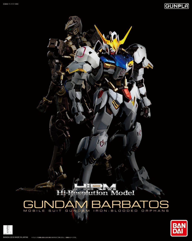 Bandai 20607 1  100 High -resolution modellllerlerl Gundam Barbatos