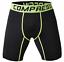 Mens-Compression-Short-Sport-Pants-Base-Layer-Skin-Tights-Running-Workout-Gym thumbnail 14