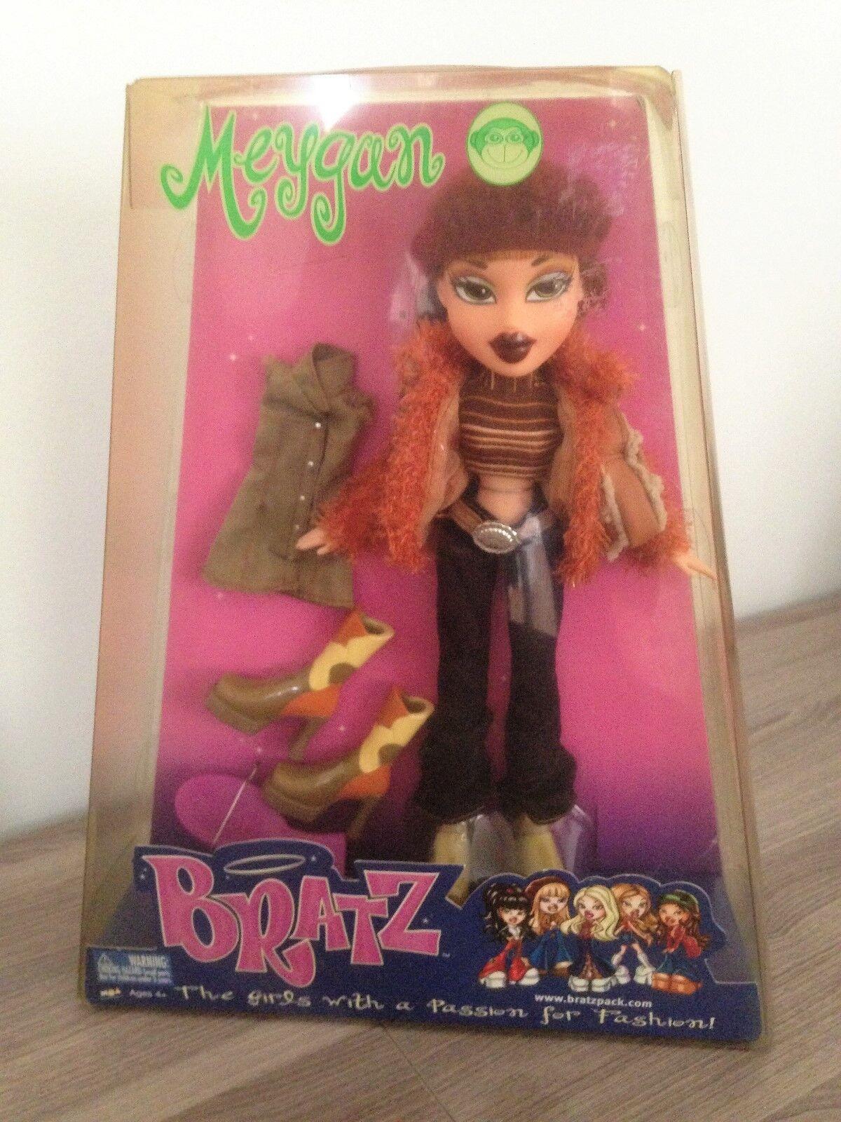 BRATZ Xpress It  Fashion Collection Meygan  Rare HTF European MGA 2002