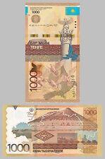 Kasachstan / Kazakhstan 1000 Tenge 2014 unz.