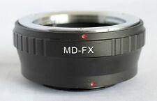 Minolta MD MC Mount Lens to Fujifilm X-Pro1 Lens Mount Adapter FX Mount MD-FX