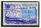 TIMBRE FRANCE OBLITERE N° 2048 VOILIER