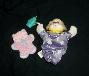 Vtg 🐶 1992 Hasbro Puppy Surprise Sleep N Surprise Cocker Spaniel with surprise
