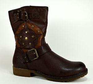 Zapatos 41 Hx230 A 36 Botines Botas Mujer Gr Otoño T Marrón fx4BqCwfZ