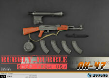 "1/6 Weapon Gun Model Toy Fit 12"" Figure ZY Toys ZY2007 Ak-47 Assault Rifle"