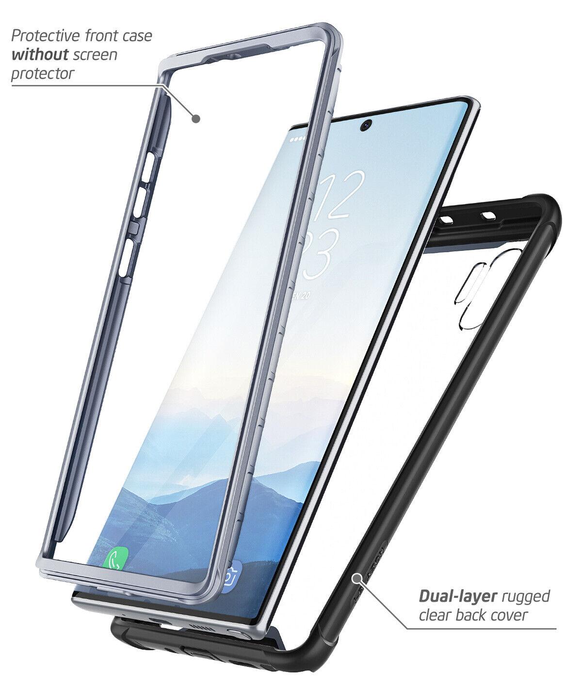 For Samsung Galaxy Note10+ Plus 5G, Genuine i-Blason Ares Cl