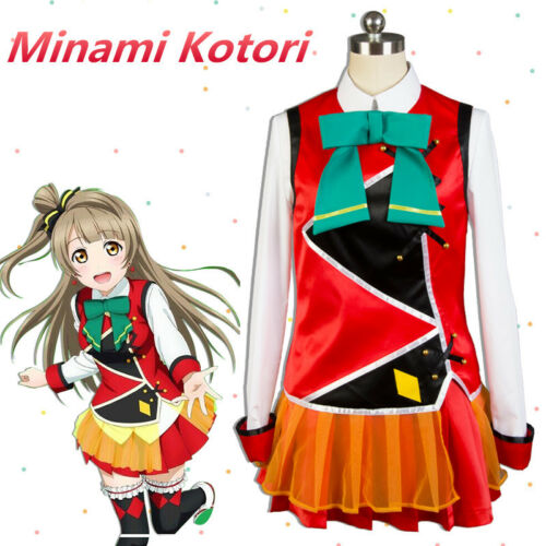 Love Live Umi Sonoda Nozomi Tojo Palgantong Theatrical Costume Cosplay Costume