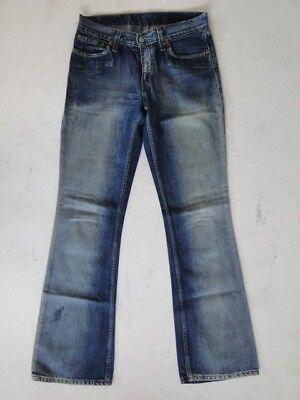 Capace Levis 529 Slim Jeans Uomo Pantaloni Blu Stonewashed W28 L34-mostra Il Titolo Originale