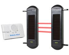 Dakota Alert Solar Wireless Break Beam System Sensor Driveway Alarm New BBA-2500