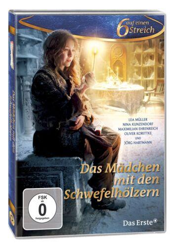 1 von 1 - DVD * Mädchen mit den Schwefelhölzern - 6 Sechs auf einen Streich # NEU OVP %