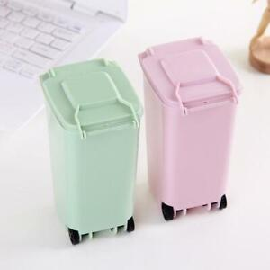 Trash-Can-Recycling-Mini-Trash-Bin-Storage-Bin-form-Pen-Desktop-Vite-Holder-Pink
