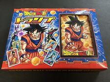 New Dragon Ball Super Playing Cards Game Japanese Anime Trump Goku ENSKY Japan