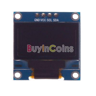 "0.96"" I2C IIC Serial 128X64 OLED LCD Display Module For Arduino Accurate Tool"
