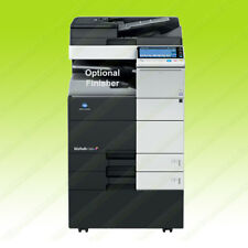 Konica Minolta Bizhub C454 Color Laser A3 Printer Scan Copier Duplex Mfp 45ppm