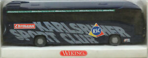 Wiking-H0-714-10-40-MB-O-404-RHD-Reisebus-Karlsruher-Sportclub