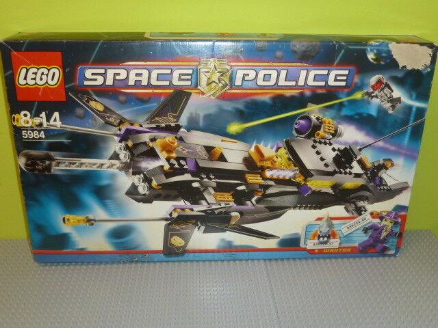 LEGO® Space Classic 1x Space Police 5984 Lunar LImo Mond Limousine NEU und OVP
