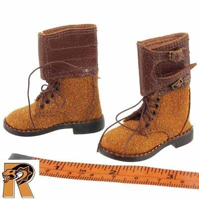 Boots AL Soviet Female Sniper for Feet - 1//6 Scale Alert Line Action Figure