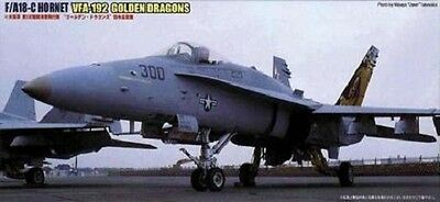 Fujimi F46 1/72 F/A-18C Hornet VFA-192 GOLDEN DRAGONS Very Rare from Japan