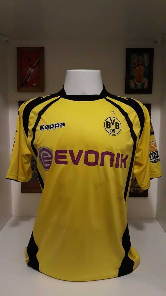 Footbtutti shirt Borussia Dortmund bundesliga match worn