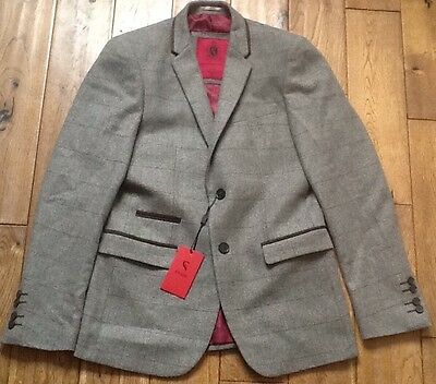 New Mens Swade Clothing Blazer Size 38 £39.99 or Best Offer