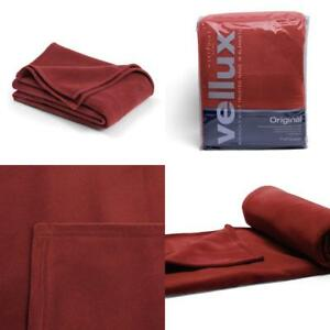99319c80d7 Image is loading Vellux-Original-Blanket-King-108-X-90-Terra-