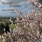 Mozart Diana Boyle - Piano Sonatas CD