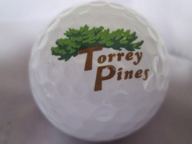 3 Dozen Titleist Pro V1 2016 Mint AAAAA Torrey Pines LOGO Used Golf Balls