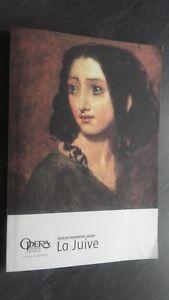 Rivista Opera Nazionale Di Parigi 2006-2007 La Ebraico Tbe