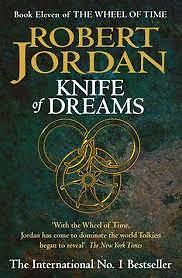 1 of 1 - Knife of Dreams by Robert Jordan Large Paperback 20% Bulk Book Discount